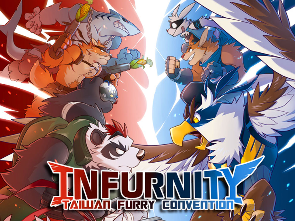 The SGFurs will be at Infurnity Taiwan Furry Convention