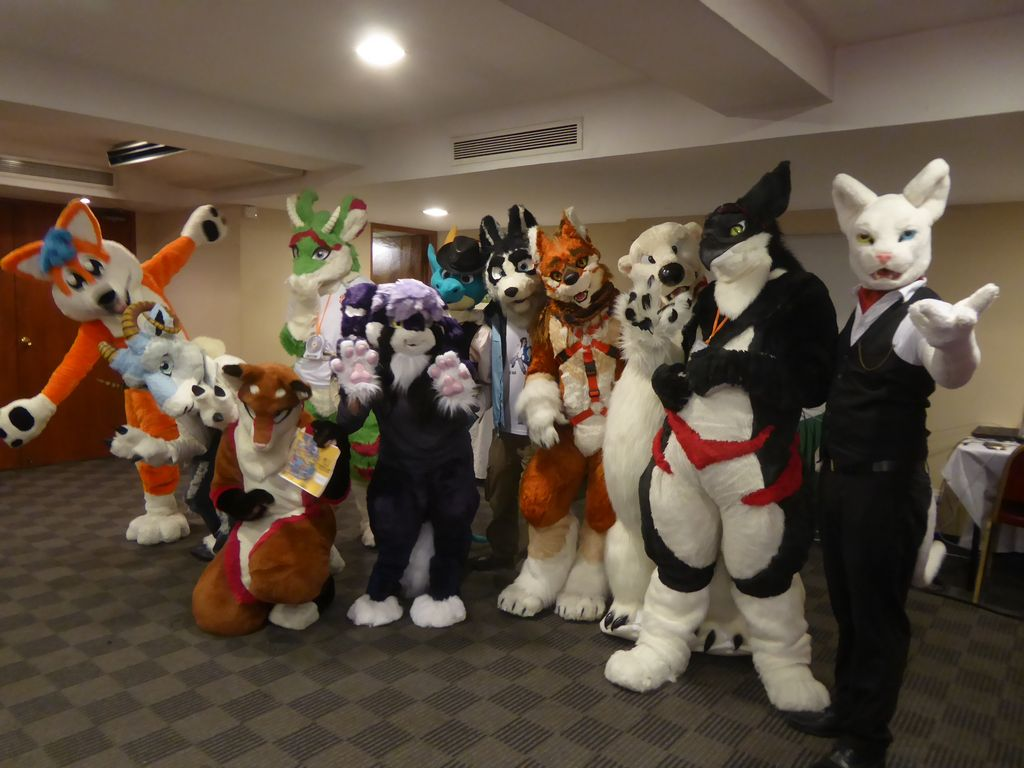 Furrylah, Singapore's first furry con!